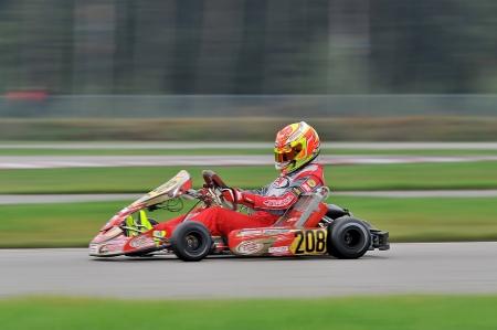 Deutsche Kart Meisterschaft  2013, Genk, 12.10.2013