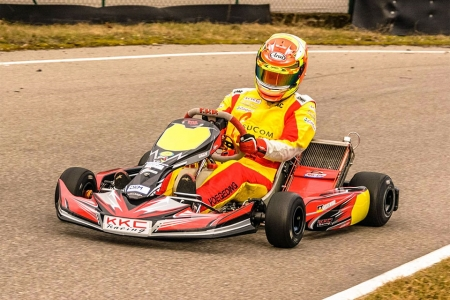 Paul-Jeremy Voegeding zurück im KKC Racing Team